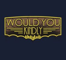 Would You Kindly Kids Clothes