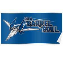 Do a Barrel Roll Poster