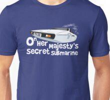 Lotus Esprit Submarine Unisex T-Shirt
