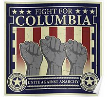 Fight for Columbia Poster