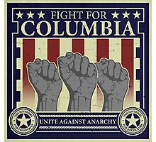 Fight for Columbia Photographic Print