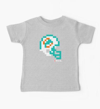 MIA Helmet - Tecmo Bowl Shirt Baby Tee