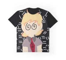 Poindexter the Ghost Graphic T-Shirt