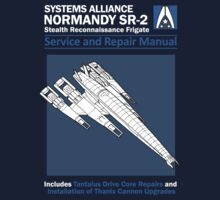 SR2 Service and Repair Manual by Adho1982