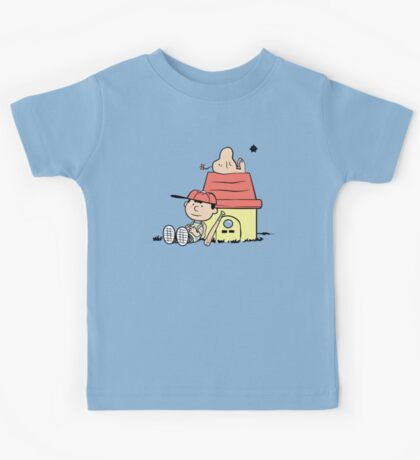 Earthbrown: A Boy and his Saturn Kids Tee