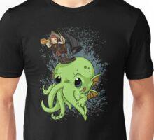 Hello-Cthulhu Unisex T-Shirt