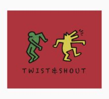 Twist & Shout - Keith Haring T-Shirt