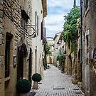 A lane in Castillon du Gard   1 by 29Breizh33