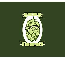 Hop Head Photographic Print