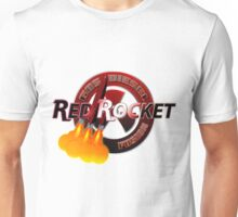 Red Rocket Service Unisex T-Shirt
