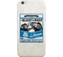 The Blast from the Past iPhone Case/Skin