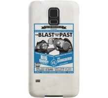 The Blast from the Past Samsung Galaxy Case/Skin
