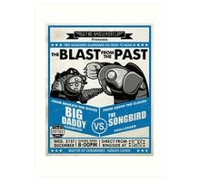 The Blast from the Past Art Print