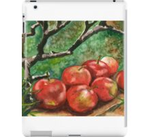 A Sign of Autumn iPad Case/Skin