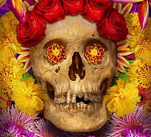 Day of the Dead - Dia de los Muertos by Mike  Savad