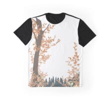 Autumn Forest Graphic T-Shirt