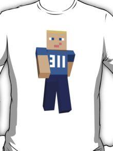 Kyle the Minecraft Man T-Shirt