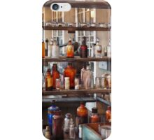 Chemist - Where science comes from iPhone Case/Skin