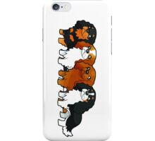 Cavalier Collection - Vertical  iPhone Case/Skin