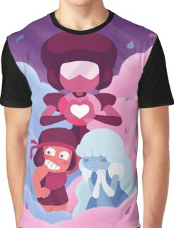 Garnet - Made of Love Graphic T-Shirt