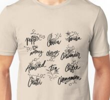 The Chemistry of Food 2 Unisex T-Shirt