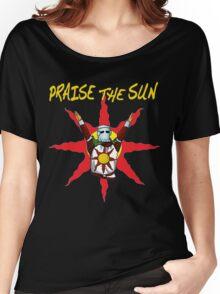 Praise the sun 2 Women's Relaxed Fit T-Shirt