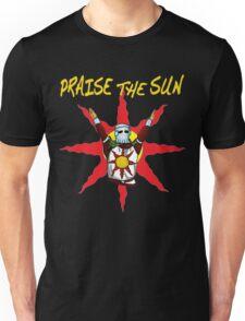 Praise the sun 2 Unisex T-Shirt