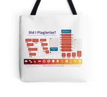 Did I Plagiarize? Tote Bag