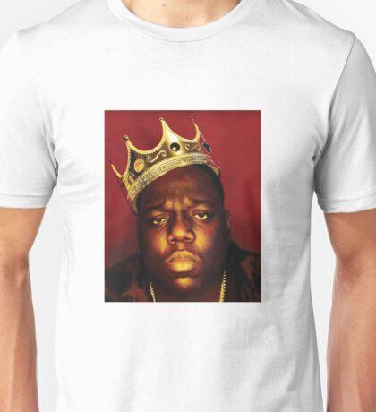 "Biggie ""King Of New York"" Unisex T-Shirt"