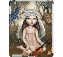 Forest Bride iPad Case/Skin