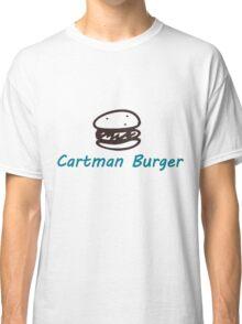 Cartman Burger Classic T-Shirt