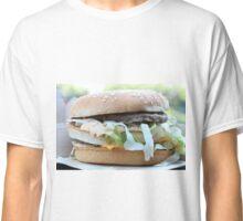 McDonalds Big Mac Attack Classic T-Shirt