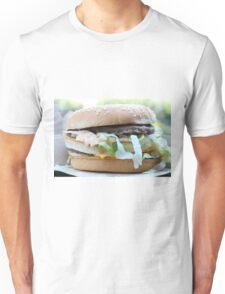 McDonalds Big Mac Attack Unisex T-Shirt