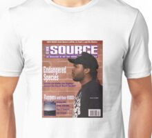 Ice Cube - The Source Magazine Cover Unisex T-Shirt
