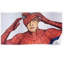Dylan O'Brien|Spider-Man Poster