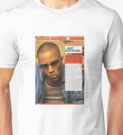 T.I. - Show And Prove - XXL Magazine Unisex T-Shirt