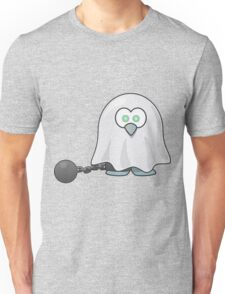 Ghost of a Penguin Unisex T-Shirt