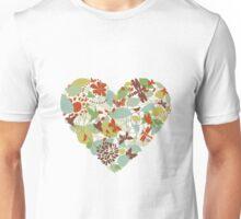Plant heart Unisex T-Shirt