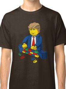 Build A Wall Trump T-Shirt T-Shirt Classic T-Shirt