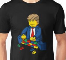 Build A Wall Trump T-Shirt T-Shirt Unisex T-Shirt