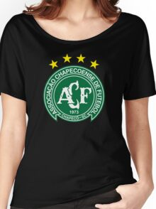Chapecoense Women's Relaxed Fit T-Shirt