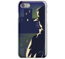 Mysterious Man iPhone Case/Skin