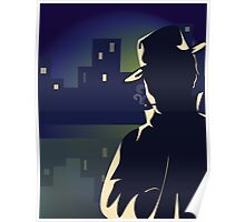 Mysterious Man Poster