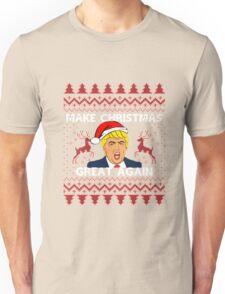 Make Christmas Great Again Unisex T-Shirt