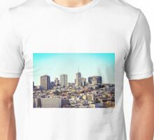 Buildings at San Francisco Unisex T-Shirt