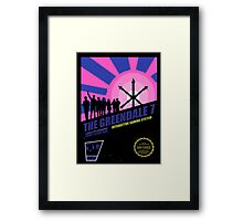 The Greendale 7 Framed Print