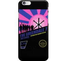 The Greendale 7 iPhone Case/Skin