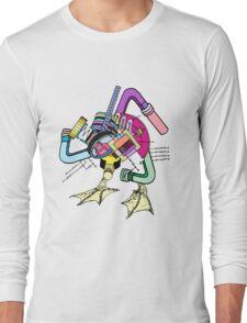 Hiro-chan duck 2 Long Sleeve T-Shirt