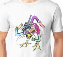 Hiro-chan duck 2 Unisex T-Shirt