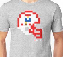 NE Original Helmet - Tecmo Bowl Shirt Unisex T-Shirt